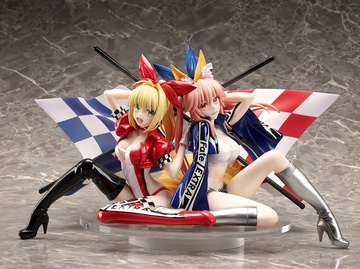 главная фотография Nero Claudius & Tamamo no Mae TYPE-MOON Racing Ver.