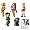 фотография Jojo no Kimyou na Bouken Stardust Crusaders World Collectable Figure Vol.7: Jean Pierre Polnareff