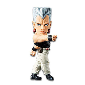 главная фотография Jojo no Kimyou na Bouken Stardust Crusaders World Collectable Figure Vol.7: Jean Pierre Polnareff