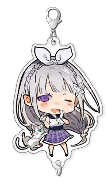 главная фотография Re:ZERO -Starting Life in Another World- Part 2 Chain Collection American Retro ver.: Emilia