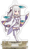 фотография Re:ZERO -Starting Life in Another World- Acrylic Keychain w/Stand Collection: Emilia