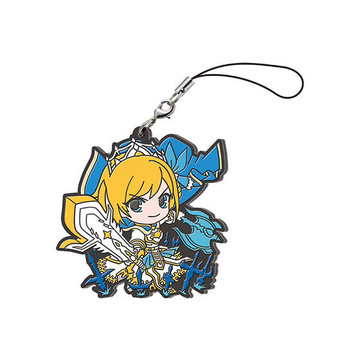 главная фотография Monster Strike Capsule Rubber Mascot Vol.18: King Arthur